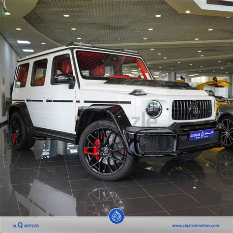 Mercedes g700 brabus widestar, 2020, 900km only, full options, 2 years dealer warranty please visit us in our new showroom, sheikh zayed road, exit no. Mercedes-Benz G-Class 2020 : Mercedes Benz G63 2020 WITH BRABUS G800 KIT BRAND NEW | dubizzle