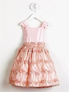Sash Cord Size Chart Petal Pink Satin W Rose Vine Mesh Vintage Dress