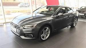 Audi A5 Coupe S Line : audi a5 coupe s line model 2017 f5 grey colour ~ Kayakingforconservation.com Haus und Dekorationen