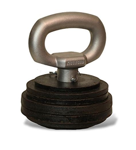 kettlebell adjustable plates olympic uses handle weights amazon pounds academy fitness est duty