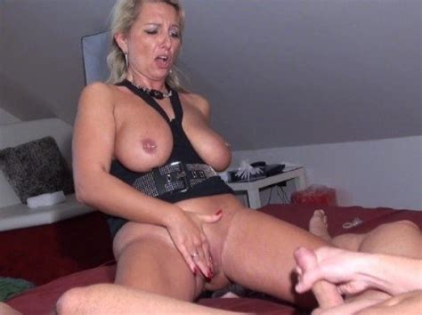 Hot German Busty Sexy Mature Bijenny Nude Big Tits