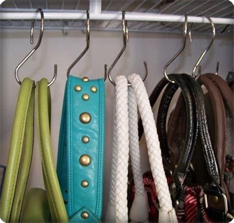 Handbag Hanger For Closet by Now What Baby Closet Purse Hanger