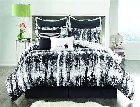 black and white comforters most beautiful black and white bedding sets the comfortables
