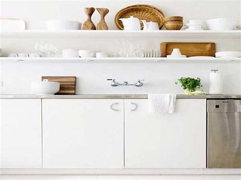 etagere rangement cuisine etageres blanches pour rangement cuisine scandinave