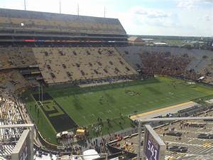 Lsu Tiger Stadium Seating Chart View Tiger Stadium Section 542 Rateyourseats Com