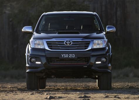 Toyota Of The Black by 2015 Toyota Hilux Black On Sale From 53 240