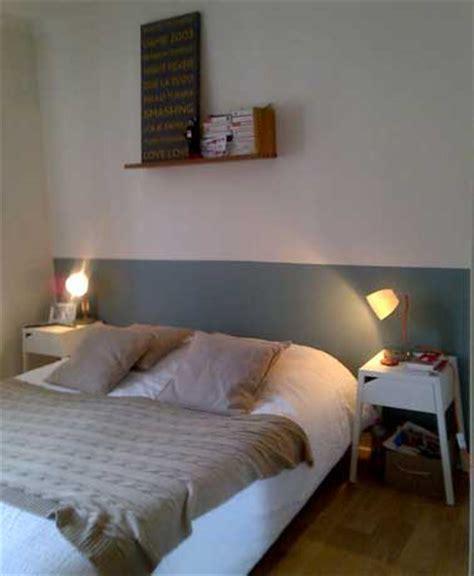 quel mur peindre dans une chambre 10 astuces déco pas chères pour fabriquer une tête de lit
