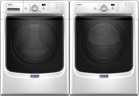 Maytag Mhw3505fw 27 Inch 4.3 Cu. Ft. Front Load Washer