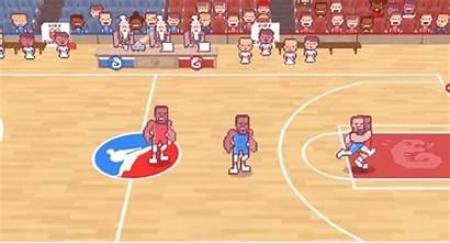 Basketball Draymond Dicks Kicking Welcome Karate Slam