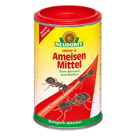 neudorff loxiran ameisen mittel s 100 g 7527 ameisenmittel iahd pflanzenschutz iah