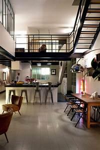 Salon Cuisine Ouverte : d couvrir la beaut de la petite cuisine ouverte ~ Melissatoandfro.com Idées de Décoration