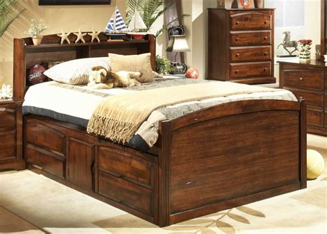 ikea king size bed ikea captains bed great choice for uses homesfeed