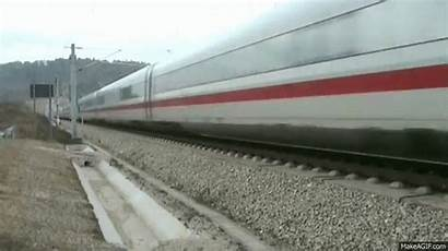 Train Fast Speed Trains Referral Too Much