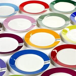 Assiette En Porcelaine Pantone Serax DECOCLICO