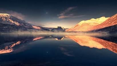 8k 4k Scenery Landscape Lake Wallpapers Ultra