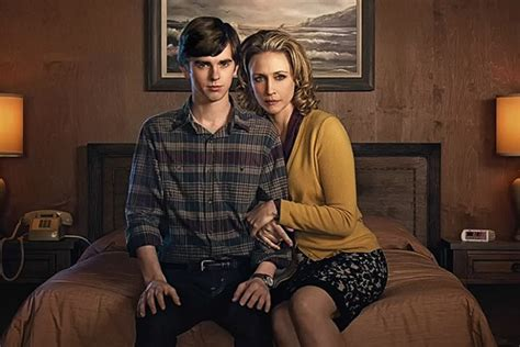 Bates Motel Is One Seriously Weird Show The Atlantic