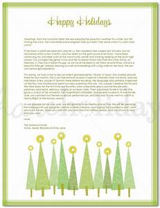 23 holiday letter templates free sample example format With christmas card letters sample