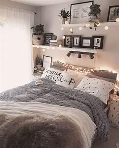 Simple, Bedroom, Decorating, Ideas, -, Houzdeco, Within, Bedroom, Cheap, Decorating, Ideas