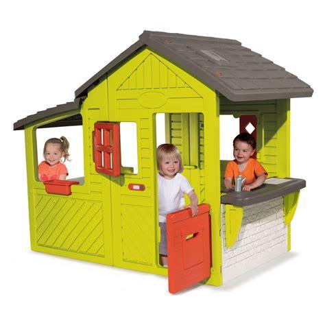 maison des enfants bruz smoby spielhaus neo floralie babyjoe ch