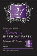 56 Best Images About Invitations For Women Birthday 21st Birthday Invitation Template For Girls Download Print 21st Birthday Invitation Twenty One Watercolour 21st Birthday Party Invitations Black Gold 5 X 7