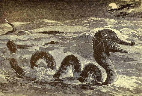 Cassie The Sea Serpent (cryptid)