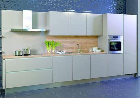 Neue Küche Moderne Grifflos Einbauküche (06 Neu In