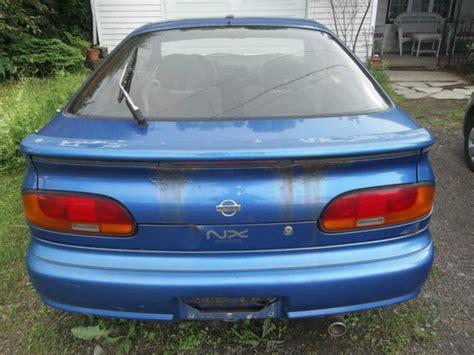 online auto repair manual 1993 nissan nx transmission control nissan nx hatchback 1993 blue for sale jn1gb36c8pu201355 nissan nx 2000 hatchback blue bubble