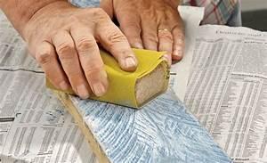 Effekt Farbe Streichen : anleitung spr hlackieren lernen lackieren streichen ~ Markanthonyermac.com Haus und Dekorationen