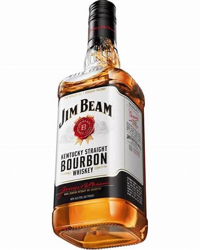 Beam Jim Bourbon Kentucky Whiskey Straight Bottle