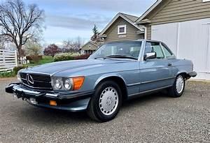 1986 Mercedes-benz 560sl For Sale On Bat Auctions