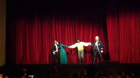 last curtain call at the tico angela gheorghiu tosca staatsoper vienna september 5