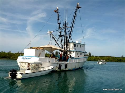 What S Fishing Boat In Spanish by Island Spirit Sailing Adventures Spanish Wells Bahamas