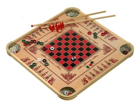 Carrom Game Board Large , New, Free Shipping