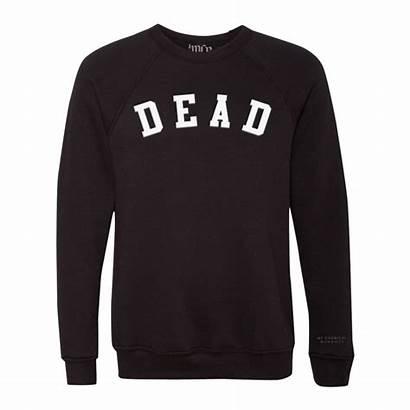 Dead Nike Sweatshirt Crewneck Chemical Romance Hoodie