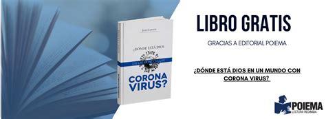 Libro Gratis: ¿Dónde está Dios en un mundo con Coronavirus ...