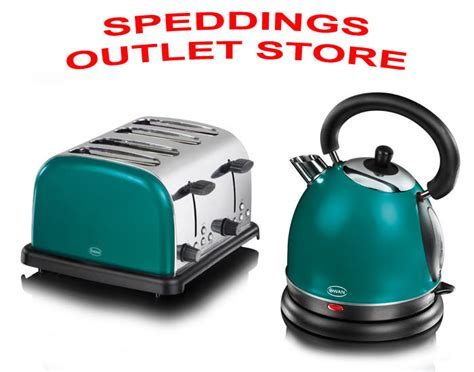teal kettle and toaster set new swan teal green traditional kettle 4 slice toaster