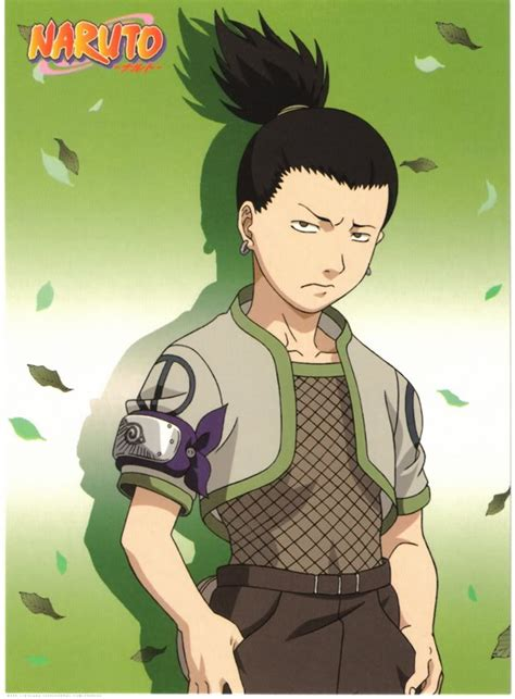 naruto vf wallpapers shikamaru