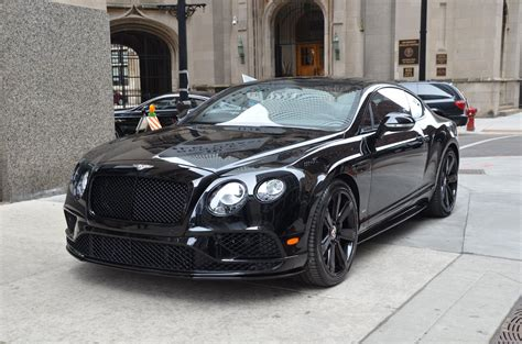 2018 Bentley Continental Gt V8 S New Bentley New