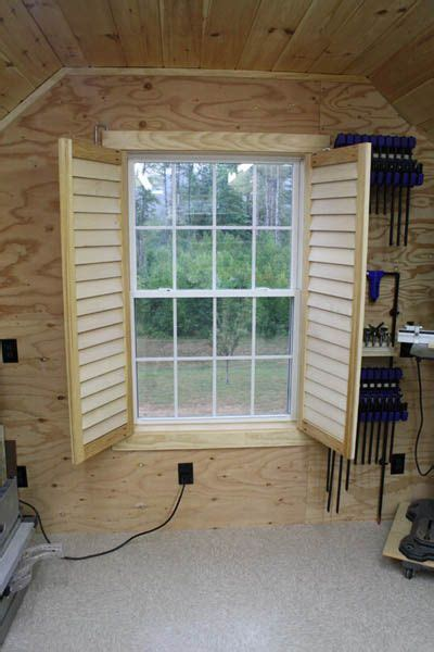 diy plantation shutters plans woodworking projects plans