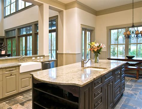kitchens with large islands 79 custom kitchen island ideas beautiful designs
