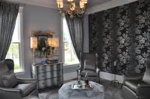 Silver Living Room Furniture