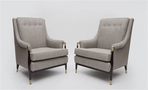 The comfortable armchair has been fully reconditioned and newly upholstered in an. Nice Armchair   High back armchair, Upholstered furniture ...