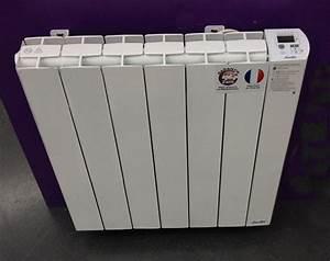 Chauffage À Inertie : radiateur electrique inertie sauter ~ Nature-et-papiers.com Idées de Décoration