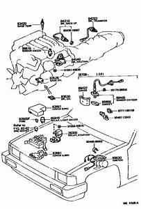 Coolant Temp Sensors 3vze