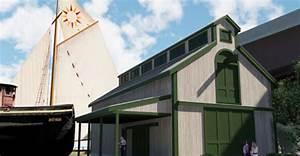 Kingston Home Port and Education Center Barn Raising ...