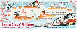 santa claus village finland | Santa Claus Village, Finland ...
