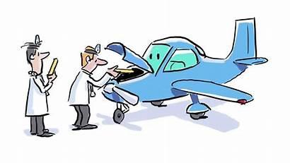 Repair Pilot Lost Aopa Faa Pe July