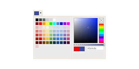 spectrum color picker hex color pickers bypeople 17 submissions