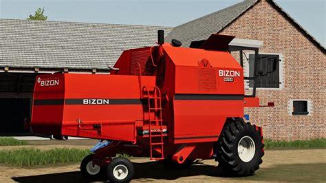 Fs19 Bizon Rekord Z058 V1 Simulator Games Mods