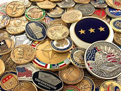 Coins Challenge Medals Forbes Medallions Custom Designs